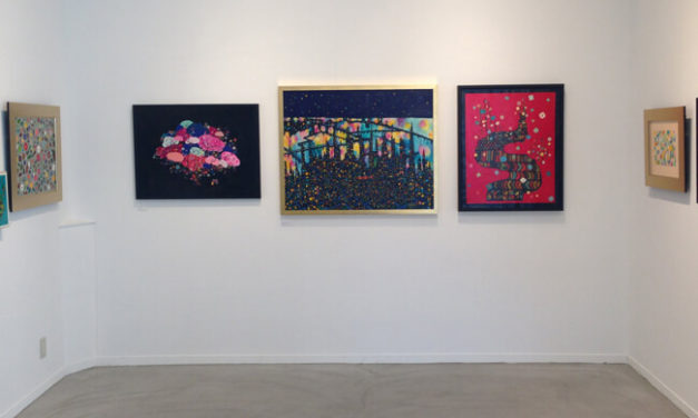 SOLO Exhibition | Spring colour | GALLERY speak for | TOKYO | 2015