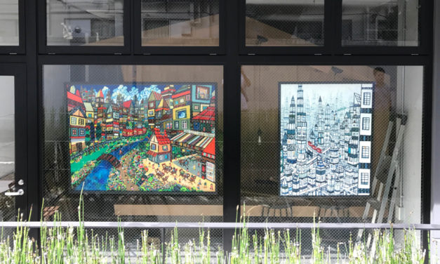SOLO Exhibition | Art×Structure | fortech architect office | 2017