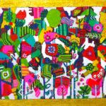 Oil colour | flower jungle