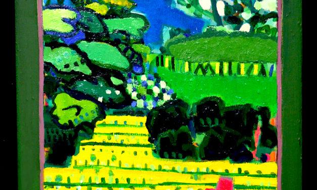 Oil colour | Forest walker