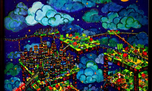 油彩画 | 2013