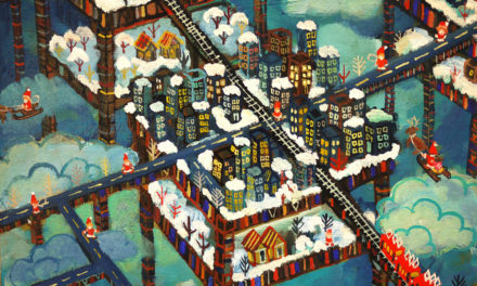 油彩画 | 2011