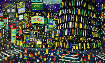 油彩画 | 2012