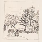 素描画 | landscape