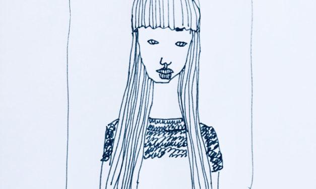 素描画 | portrait
