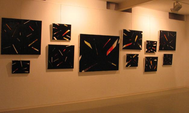SOLO Exhibition | Malerei | post fine arts | TOKYO | 2006