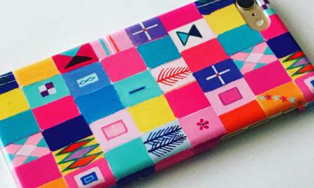 iphone case | spring colour