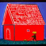 Oil colour | ORANGE HOUSE