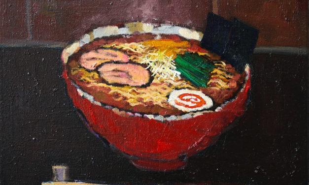 油彩画 | 2010